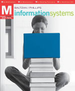 M : Information Systems with Connect Plus - Baltzan Paige