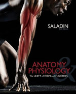 Solve Saladin to Accompany Anatomy Physiology : The Unity of Form and Function: Crossword Supplement - Kenneth Saladin