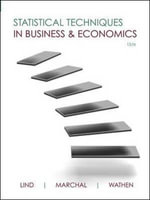 Statistical Techniques in Business & Economics with Connect Plus - Douglas A. Lind