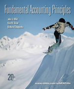 Fundamental Accounting Principles - John J Wild