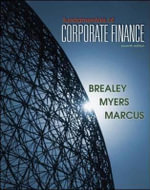 Fundamentals of Corporate Finance with Connect Plus - Richard A. Brealey