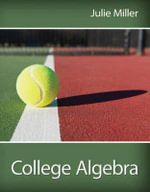 College Algebra with Connect Plus Access Code - Julie Miller
