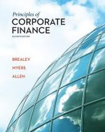 Principles of Corporate Finance with Connect Plus - Richard Brealey