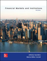 Financial Markets and Institutions - Anthony Saunders