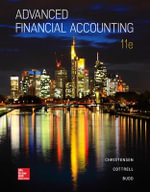 Advanced Financial Accounting - Theodore E. Christensen