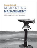 Essentials of Marketing Management - Greg W. Marshall