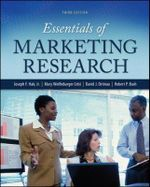 Essentials of Marketing Research - Joseph F. Hair, Jr.