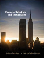 Financial Markets and Institutions : New Approaches to Value at Risk and Other Paradigm... - Anthony Saunders