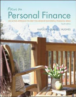 Focus on Personal Finance : McGraw-Hill/Irwin Series in Finance, Insurance and Real Esta - Jack R. Kapoor