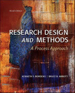 Research Design and Methods : A Process Approach - Kenneth S. Bordens