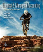 Financial and Managerial Accounting : Information for Decisions - John J. Wild