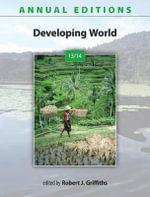 Annual Editions : Developing World 13/14 - Robert Griffiths