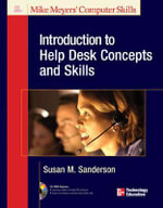 Introduction to Help Desk Concepts and Skills - Susan M. Sanderson