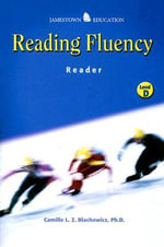 Reading Fluency : Reader, Level D - Camille L.Z. Blachowicz