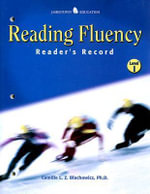 Reading Fluency : Reader's Record I - Camille Blachowicz