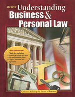 Glencoe Understanding Business & Personal Law - Gordon W Brown