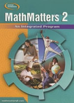 MathMatters 2 : An Integrated Program - Chicha Lynch