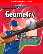Geometry, Studentworks Plus CD-ROM - McGraw-Hill