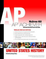American History, AP Achiever Test Prep Guide : A Survey - Brinkley Alan