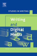 Writing and Digital Media : Young Men and Moral Life in Nineteenth Century Ame...