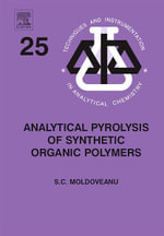 Analytical Pyrolysis of Synthetic Organic Polymers - Serban Moldoveanu