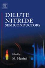 Dilute Nitride Semiconductors - Mohamed Henini