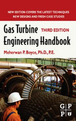 Gas Turbine Engineering Handbook - Meherwan P. Boyce