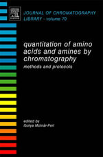 Quantitation of Amino Acids and Amines by Chromatography : Methods and Protocols
