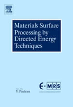 Materials Surface Processing by Directed Energy Techniques - Yves Pauleau