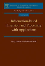 Information-Based Inversion and Processing with Applications - T.J. Ulrych