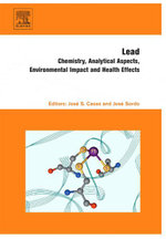 Lead : Chemistry, analytical aspects, environmental impact and health effects