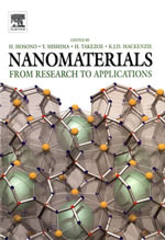 Nanomaterials : Research Towards Applications