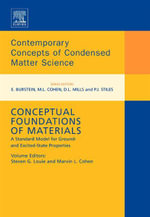 Conceptual Foundations of Materials : A standard model for ground- and excited-state properties