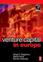 Venture Capital in Europe - Greg N. Gregoriou