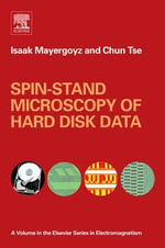 Spin-stand Microscopy of Hard Disk Data - Isaak D. Mayergoyz