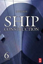 Ship Construction - David J Eyres
