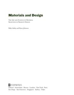 Materials and Design : The Art and Science of Material Selection in Product Design - Michael F. Ashby