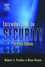 Introduction to Security - Robert Fischer