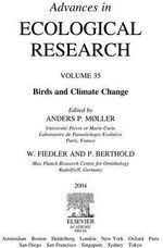Birds and Climate Change : Birds And Climate Change