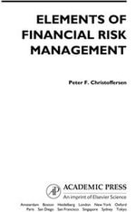 Elements of Financial Risk Management - Peter Christoffersen