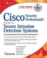 Cisco Security Professional's Guide to Secure Intrusion Detection Systems - Syngress