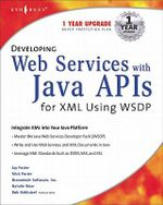 Developing Web Services with Java APIs for XML Using WSDP - Syngress