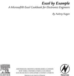 Excel by Example : A Microsoft Excel Cookbook for Electronics Engineers - Aubrey Kagan