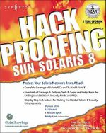 Hack Proofing Sun Solaris 8 - Syngress