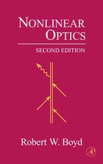 Nonlinear Optics - Robert W. Boyd