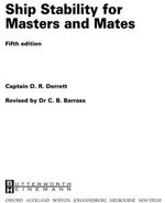 Ship Stability for Masters and Mates - Capt D R Derrett