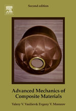Advanced Mechanics of Composite Materials - V.V. Vasiliev