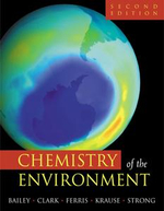 Chemistry of the Environment - Ronald A. Bailey