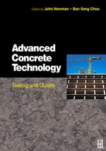 Advanced Concrete Technology 4 : Testing & Quality