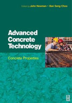 Advanced Concrete Technology 2 : Concrete Properties